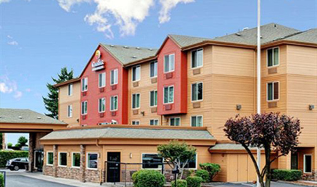 Comfort Inn & Suites PDX International Airport (Portland, OR)